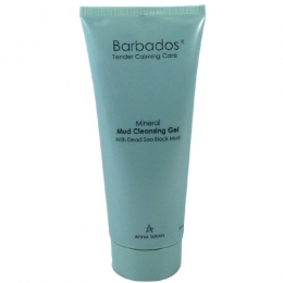 Anna Lotan Barbados Mineral Cleansing Gel,200ml - Анна Лотан Barbados Минеральное  мыло-гель,200 мл
