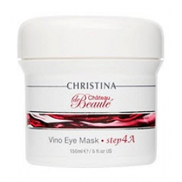 Кристина Chateau de Beaute Vino Eye Mask St.4a 150 ml-Маска для глаз,шаг 4a