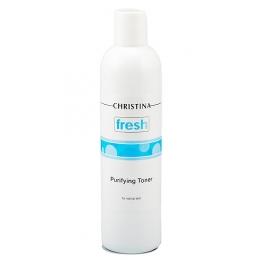 Кристина Fresh Purifying Toner,300мл (нормальная кожа)- Очищающий тоник для нормальной кожи