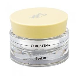 Кристина Силк Silk EyeLift Cream,30мл -Крем для подтяжки кожи вокруг глаз