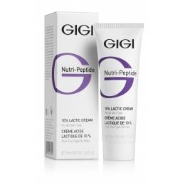 Джиджи Нутри Пептид Крем с 10% молочной кислотой,50ml-GIGI Nutri Peptide 10% Lactic Cream,50ml