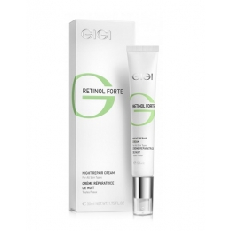 Retinol Forte Night Repair Cream,50ml - Ночной восстанавливающий крем Ретинол Форте,50ml