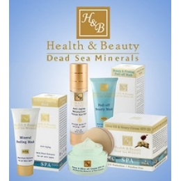 H&B Dead Sea Minerals-для волос