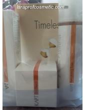Карт набор Таймлесс для сухой кожи антиэйдж(тоник,250мл+дневной крем,50мл+маска оживляющая,100мл )