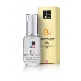 B3 Лечебный гель для проблемной кожи Др.Кадир,30мл-Dr.Kadir B3 Treatment Gel For Problematic Skin