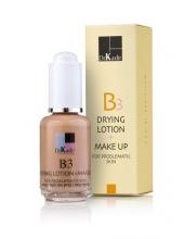 B3 Подсушивающая суспензия с тоном для проблемной кожи Др.Кадир,30мл-Dr.Kadir В3 Drying Lotion+Make up For Problematic Skin