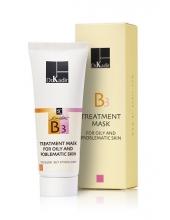 Др.Кадир B3 Маска для жирной и проблемной кожи,75мл-Dr.Kadir В3 Mask For Oily And Problematic Skin