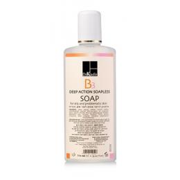 Др.Кадир B3 Очищающий гель-мыло для проблемной кожи,250мл-Dr.Kadir В3 Deep Action Soapless Soap For Problematic Skin