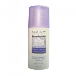 Мэджирей Гекса крем против мимических морщин,50мл-Magiray Hexa cream wrinkle away care,50ml