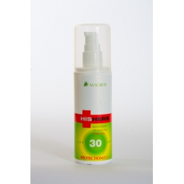 Протекшн Плюс SPF-30 солнцезащитный крем Мэджирей,125 мл-Magiray Protection Plus SPF-30 cream,125ml
