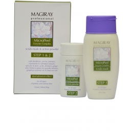 Мэджирей Микропил Энзимный комплекс пилинг,225ml - Magiray Micropeel Enzyme Complex ( 2 steps)