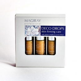 Мэджирей Деко моделирующий гель,30мл - Magiray Deco Drops skin firming serum,30ml