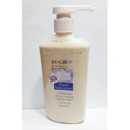 Крем для рук восстанавливающий и разглаживающий Мэджирей,500мл-Magiray Hand cream Skin smoothing and restore,500ml