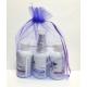 Дорожный Набор:Шампунь Гель,Бальзам для волос и Увлажняющий крем для лица и тела,(3Х60мл) Мэджирей -Magiray Spa Travel Set:Shampoo+Conditioner+Moisturizer