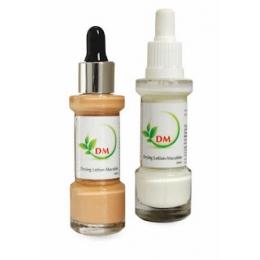 Онмакабим Подсушивающий бактерицидный лосьон с мейкапом,30 мл -OnMacabim DM Drying Lotion with make up,30ml