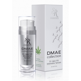SR cosmetics ДМАЕ лифтинг серум,50мл-SR cosmetics DMAE Lipo-Vit Intensive Serum,50ml