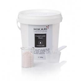 Хикари Альгинатная Маска из Шампанского,300мл-Hikari Champagne Mask,300мл