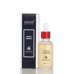 Хикари сыворотка против выпадения и укрепления волос,30 мл-Hikari Hair-G Therapy Serum,30мл