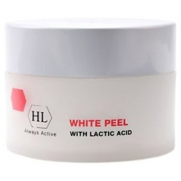 White Peel with Lactic acid  вместо LACTOLAN Peeling Cream (пилинг-крем) 250 мл
