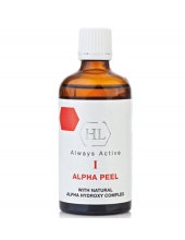 I Alpha Peel with natural Alpha Hydroxy complex Holy Land,100ml-Холи Ленд Альфа Пил АНА пилинг для всех типов кожи,100мл(бывший ALPHA COMPLEX Rapid Exfoliator)