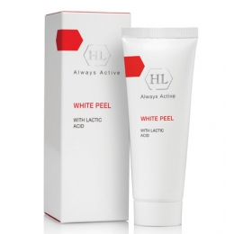 Холи Ленд Белый пилинг-крем(Лактолан пилинг),70 мл-Holy Land White Peel with Lactic acid(Lactolan Peeling Cream),70ml