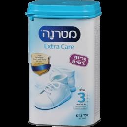 Молочная смесь 3 Матерна,Materna Extra Care, 700гр от коликов, от 12 месяцев