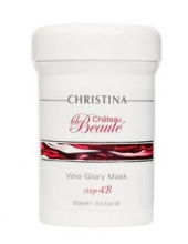 Christina Кристина Chateau de Beaute Vino Glory Mask St.4b 250 ml-Маска Вино Глори,шаг 4В