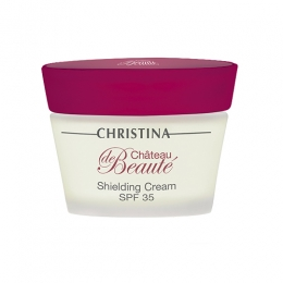 Кристина Chateau de Beaute Shielding Cream SPF 35 50мл-Защитный крем SPF 35