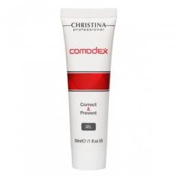 Christina Comodex Correct & Prevent Gel,30ml-Кристина Комодекс корректирующий гель для проблемной кожи,30мл