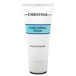 Кристина Trans Dermal Cream With Liposoms 60ml-Трансдермальный с липосомами для сухой и нормальной кожи