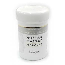 """Кристина Porcelan Mask Moisture 250ml - Увлажняющая фарфоровая маска """"Порцелан"""" для всех типов кожи"""