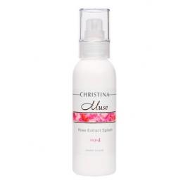 Кристина Мьюс Muse- 4-Rose Extract Splash,150 мл - Освежающий спрей с экстрактом розы, Шаг 4