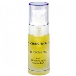 Christina Кристина Bio Satin Oil 30мл - Масло Био Сатин для всех типов кожи