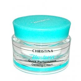 Кристина Анстресс Unstress Quick Performance Calming Cream 50ml-Успокаивающий крем быстрого действия
