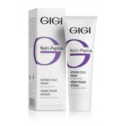 Джиджи Нутри Пептид Интенсивный увлажняющий крем для очень сухой кожи,50мл-Nutri-Peptide Intense Cold Cream Gigi,50ml