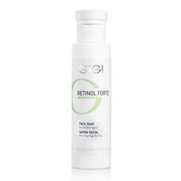 Retinol Forte Face Soap,120ml - Жидкое мыло GiGi для всех типов кожи,120 мл