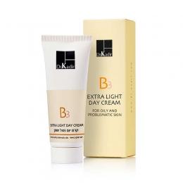 Др.Кадир B3 Легкий дневной крем для жирной и проблемной кожи,75мл-Dr.Kadir B3 Extra Light Day Cream For Problematic Skin