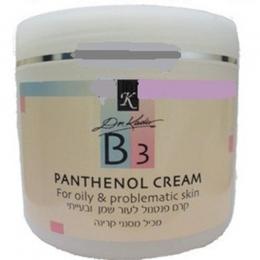 Др.Кадир B3 Крем с пантенолом для жирной и проблемной кожи,250мл-Dr.Kadir  Panthenol Cream For Problematic Skin