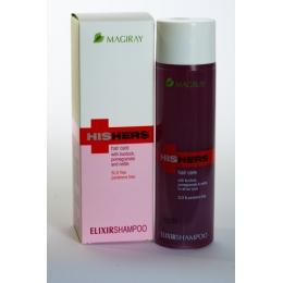 Эликсир шампунь для укрепления волос Мэджирей,250 мл-Magiray Elixir Hair Shampoo,250ml