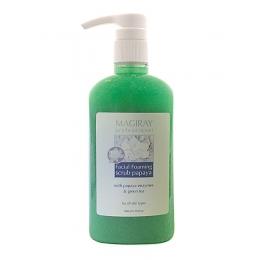 Мэджирей очищающий скраб с папайей - Magiray Facial Papaya Scrub,500ml