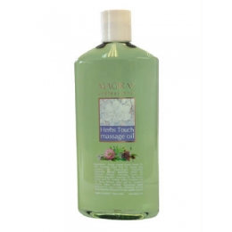 Мэджирей Гербс успокаивающее массажное масло,500мл-Magiray Herbs touch massage oil,500ml