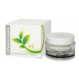 Онмакабим VC Питательная маска с витамином С,50мл -OnMacabim  VC Nourishing Skin Mask Vitamin C,50мл