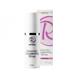 Renew Whitening Protective Depigmenting Serum,30мл - Ренью Отбеливающая сыворотка