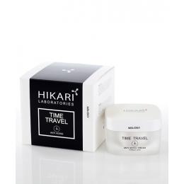 Хикари Тайм Трэвел Микс для комби и жирной кожи антивозрастной крем,50 мл-Hikari Time Travel cream Mix-Oily,50мл