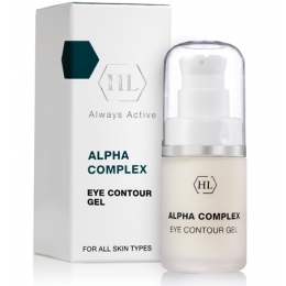 ALPHA COMPLEX Eye Contour Gel (гель для контура век) 30 мл