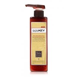 Сарина Кей увлажняющий крем с маслом Ши для повреждённых волос,500мл-Saryna Key Pure African Shea cream Damage Repair,500 мл